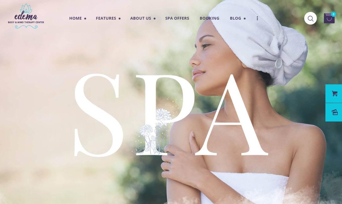 Edema  WordPress Theme