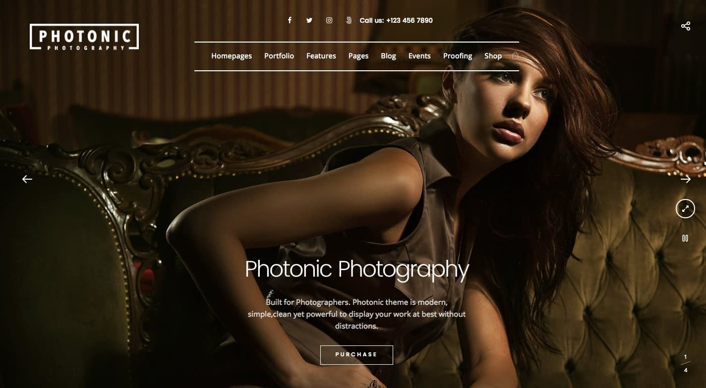 Photonic WordPress Theme