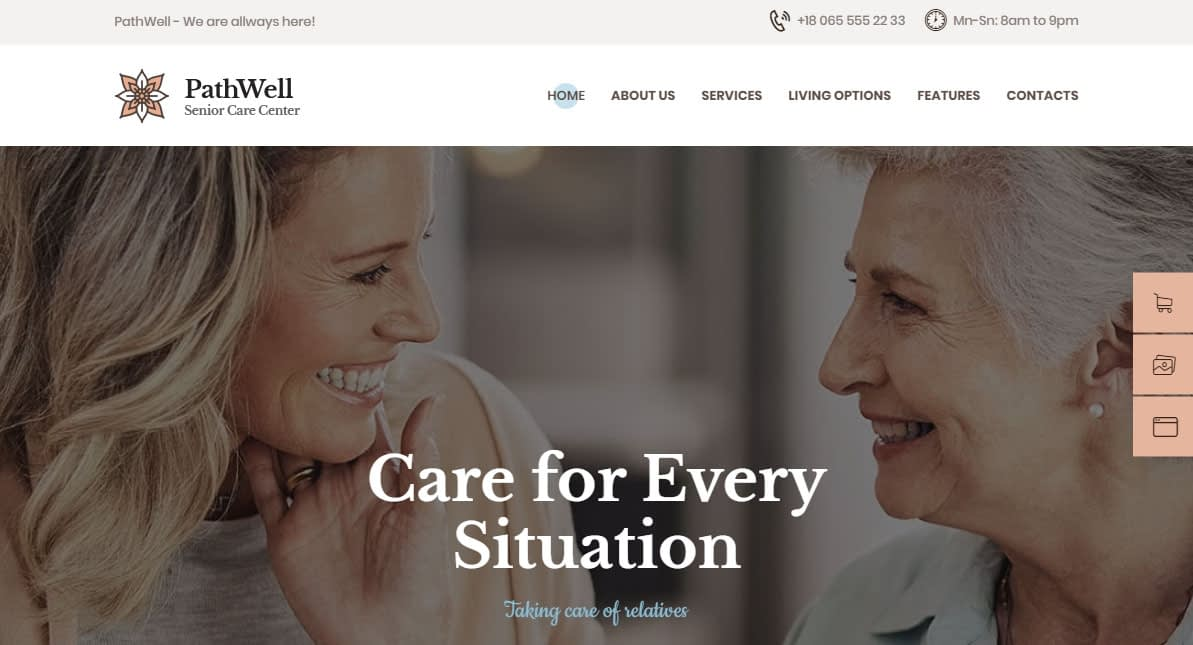PathWell WordPress Theme