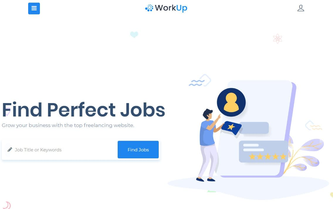 Workup WordPress Theme